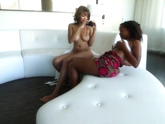 Lez Sextape With Cassidy Banks And Ivy Sherwood