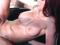 Slut Office Girl (Monique Alexander) With Big Round Boobs Get Hard Bang vid-20