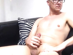 Alone in front my WebCam Skype Chaturbate cam4 jerk wank