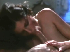 Fabulous sex scene Retro crazy pretty one