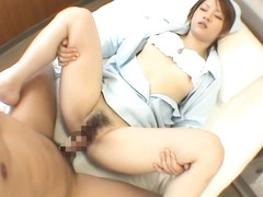 Ria Sakurai needs that heavy cock in her cunt