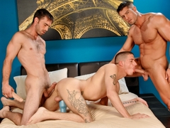 Cody Cummings & Ty Roderick & Joe Parker in Pleasure Party XXX Video