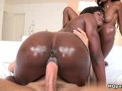 Mick Blue, Ana Foxx, Tiffany Tailor in I like big butts Video