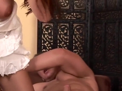 Carmen fucking loves it
