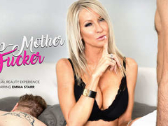 Step-Mother Fucker featuring Emma Starr - NaughtyAmericaVR