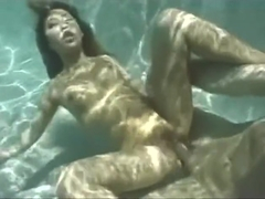 Bamboo sex underwater