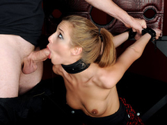 Molly Manson in The Stock Exchange Of Cum - Submissived