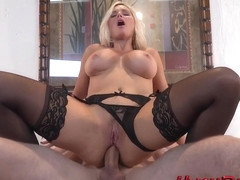 Milf Alena Croft Gets Rammed In Her Big Ass