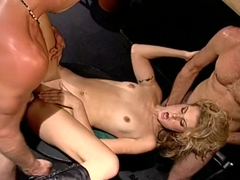 Tag Team Fucking Of Tabitha Stevens And Teri Starr