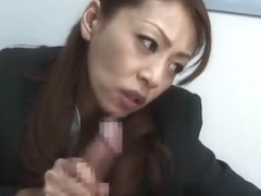 Horny Japanese girl Sanae Asoh in Incredible Couple, Cunnilingus JAV video