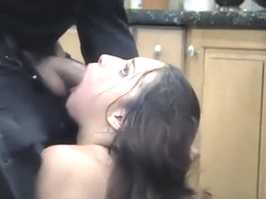 Extreme pussy insertion Poor Jade Jantzen.