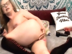 Dirty Talking MILF with Big Titties on Cam