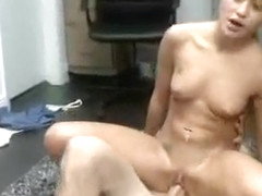 Superb Girl (Marina Angel) For Lots Of Cash Bang Hard Style On Camera clip-21