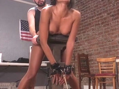 Tommy Pistol  Sadie Santana in The Subversive - SexAndSubmission