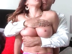 (Mia Lelani) Busty Milf Like Hard Style Sex On Camera video-17