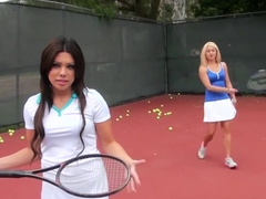 Mofos - Pervs On Patrol - Tennis Lessons How