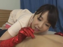 Urgf 002 gloves handjob