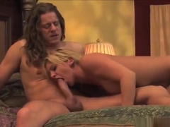Attractive towheaded MILF Phyllisha Anne was back door drilled