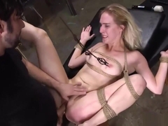 Kinky Bdsm Adventure With Cadence Lux