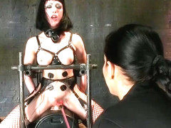 Fetish porn video featuring Isis Love, Asphyxia and Asphyxia Noir