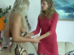 LadiesKissLadies Scene: Monica and Nora