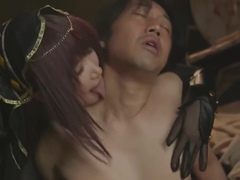 japanese Faith Grand Orgasm cosplay see through gloves