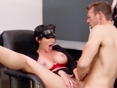 Brazzers - Big TITS in uniform - Jayden Jaymes Erik Everhard - Campus Security
