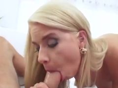 Charming busty Anikka Albrite was hardly drilled