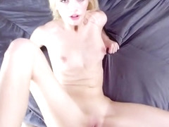 Incredible young slut Alex Grey