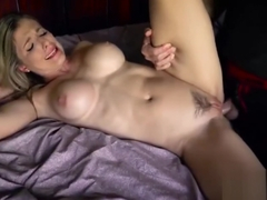 Pulled to the bed - Cory Chase - Stepmom screwed