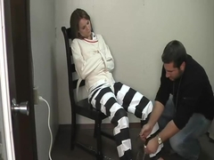 Straitjacket Prisoner