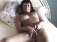 HUSBAND WATCHES WIFE MASTURBATE