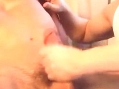 Sexy gym dude's dick massage! (my neighbour seduced for gay porn)
