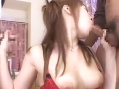 Amazing Japanese slut Lemon Tachibana in Horny Blowjob JAV scene