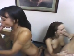 Teen sex video featuring Mariah Milano and Lee Ann