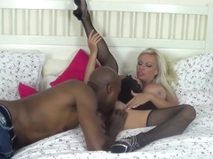 Michelle Thorne Interracial
