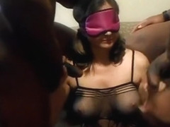 Blindfolded wife used by 3 BBCs Embed Player