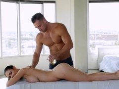 PureMature - Perfect 10 babe Kendall Karson is fucked on the massage table