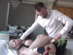 Leya: Slut Daughter Comes With The House - PascalsSubsluts