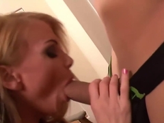 Taylor Wane Enjoys A Black Staff