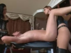 MG - Two Bitches Makes him a sissy Whore