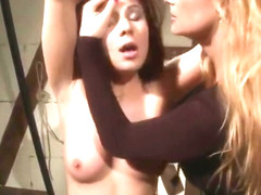 Fetish sex video featuring Katy Borman and Patricia Dream