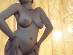 cum on ass - sexy tits babe