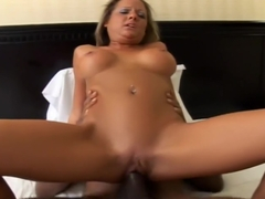 White Chicks Love To Fuck And Suck Big Black Cocks
