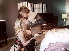 Hot And Mean: Give in to the Pleasure. Catie Parker, Krissy Lynn
