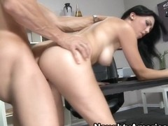 Megan Foxx & Johnny Sins in My Dad Shot Girlfriend