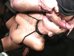 brandy aniston's oral chamber scene 6