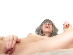 petite sailor moon kawaii babe oils with sloppy buttplug sucks dildo orgasm
