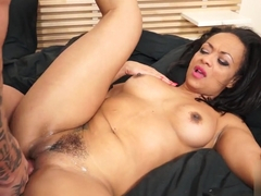 Exotic pornstar Dunia Montenegro in Horny Latina, Big Tits adult movie