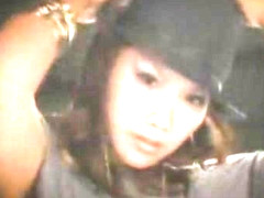 Horny Japanese slut Akiho Nishimura in Incredible JAV clip